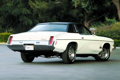 73 Cutlass Supreme Similar to Mine